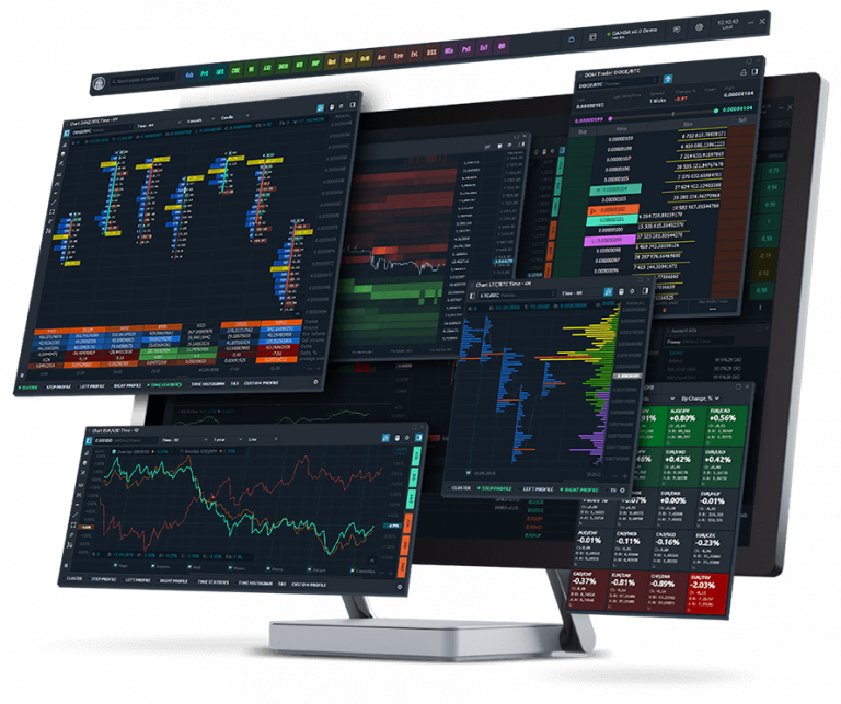 SYNCHRONOUS CONNECTION TO MULTIPLE BROKERS & DATA FEEDS. Quantower is one of the must-have trading tools and resources used by professional traders.